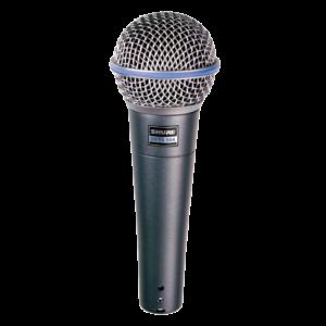 Microfoni Voce